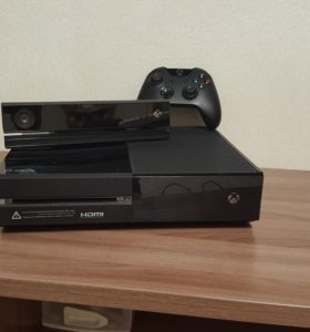 Xbox one + Kinect + Killer Instinct