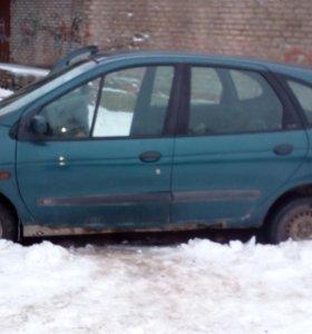 Renault megan scenik 1998г 2.0l