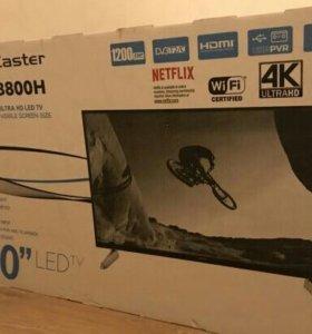 """Телевизор ProCaster 50UNB800H 50"""" Ultra HD 4K"""