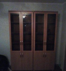 Два шкафа  за 4 тысячи рублей.