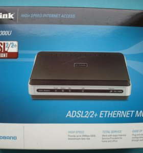 Модем D-Link DSL 2300U