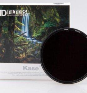 Нейтрально-серый светофильтр Kase ND8 67mm