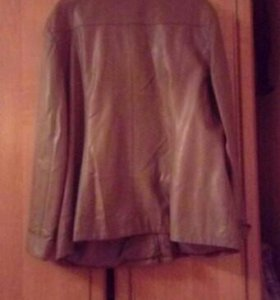 Куртка из иск.кожи