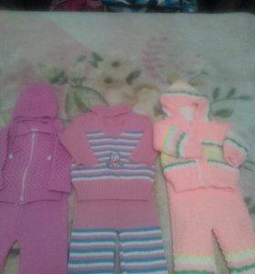 Детские костюмы.