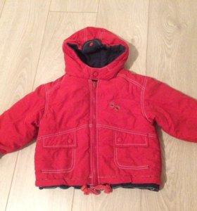 Детская куртка/ комбинезон