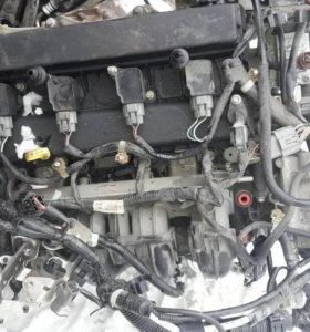 Двигатель LF 2.0 мазда 3 и 6