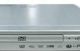 DVD Плеер elenberg dvdp-2402