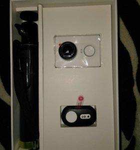 Yi Wi-Fi новая экшен камера