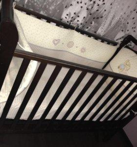 Кроватка Джованни
