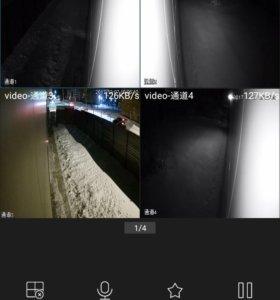 Видеокамера для видеонаблюдения ,AНD 2 mpx.
