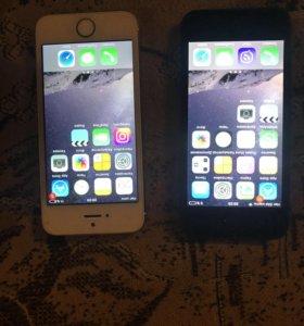 Продаю iPhone 5s ,5