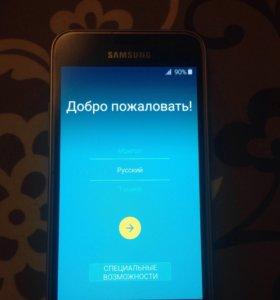 Samsung Galaxy j1 6