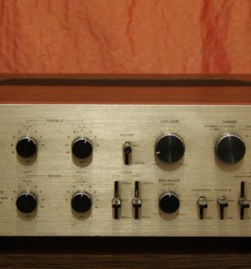 Pioneer SA-1000 легендарный усилитель