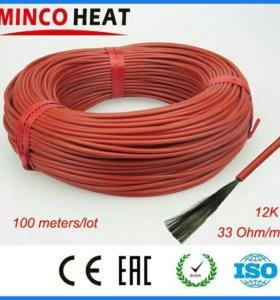 Карбоновый нагревательный кабель