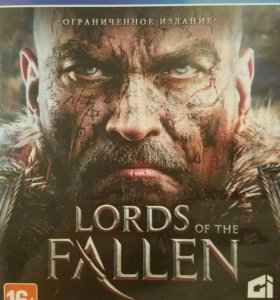 Ps4 Lord of the fallen