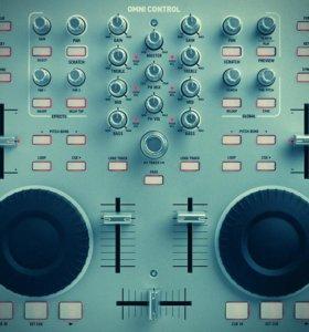 DJ-контроллер Numark Omni Control