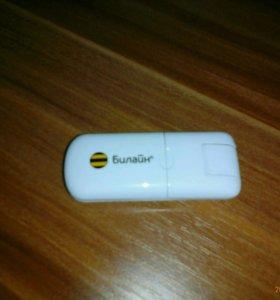 USB модем Билайн, bluetooth