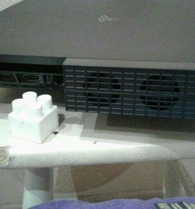 PS4-Мини контроль температуры.