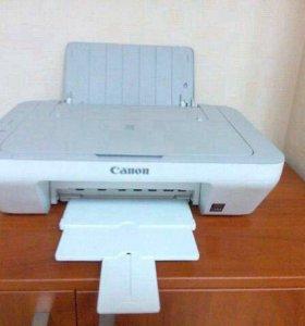 Принтер canon mg 2440