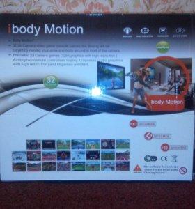 игровая приставка ibody motion