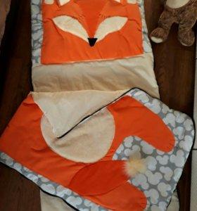 Спальный мешок для детей
