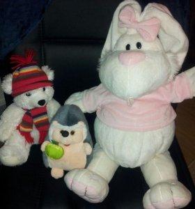 Новый Кролик Gulliver большой