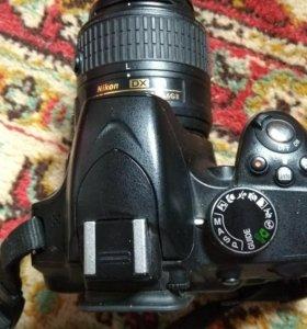Зеркальная камера Nikon D3200