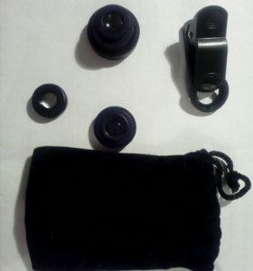 Набор объективов для смартфона
