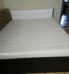 Кровать с подъёмным механизмом Berrlin