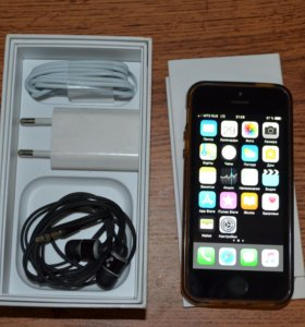 iPhone 5s 16Gb Space Gray c Touch ID