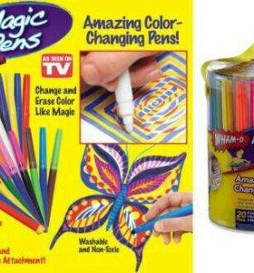 Волшебные фломастеры Мэджик Пенс (Magic Pens)