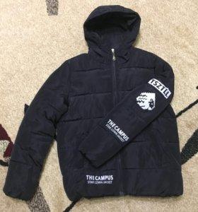 Клевая куртка тёплая зима,срочно,торг