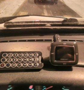 Автомобильный FM модулятор