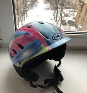 Шлем лыжы, сноуборд, новый