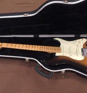 Fender American Deluxe Stratocaster