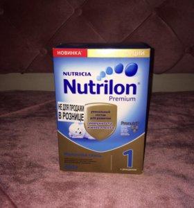 Молочная смесь Nutrilon Premium 600 грамм (с рожд)