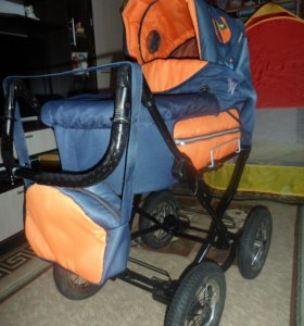 продается детская коляска б/у,