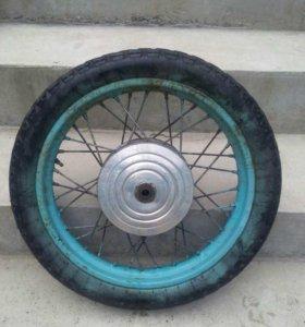 Колесо и диск