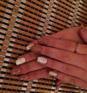 Ищу моделей на наращивание ногтей