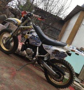 Yamaha dt 200 wr