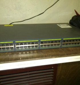 Cisco Catalyst 2960-48ttl