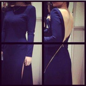 Вечернее дизайнерское платье