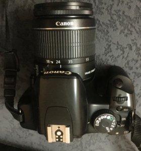 Зеркальный фотоаппарат canon d 450