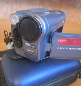 Sony model. noCCD-TRV228E