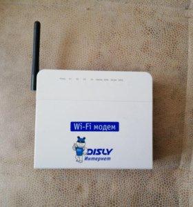 Wi-Fi модем