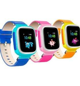 Детские часы Q60S с GPS