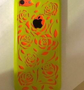 iPhone 5c Pink 32 гб LTE