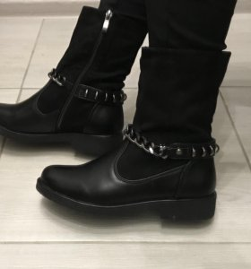 Новые ботиночки сапожки