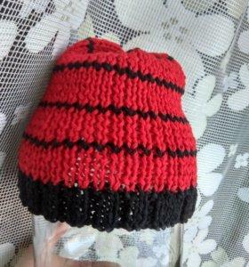 Новая шапка на мальчика 10-13лет