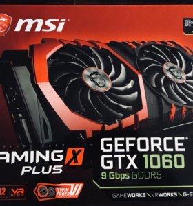 GeForce GTX 1060 MSI 6gb